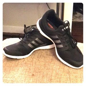 Adidas Cloudfoam Xpression neoprene sneaker